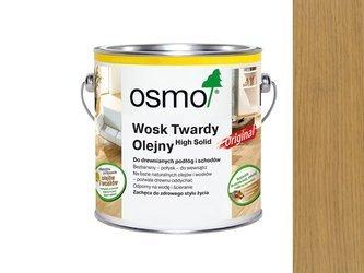 OSMO 3062 wosk twardy olej 125ml BEZBARWNY MAT