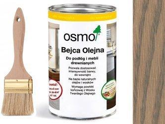 OSMO 3512 Bejca Olejna do podłóg SREBRNY SZARY 1L