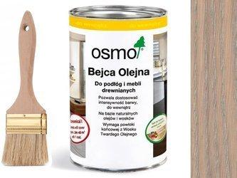 OSMO 3518 Bejca Olejna podłogi JASNY SZARY 2,5L