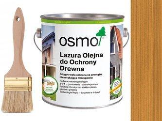 OSMO 700 Lazura Ochronna do drewna SOSNA 2,5L