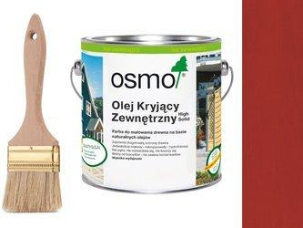 OSMO Olej Kryjący 2311 CZERWIEŃ KARMINOWA 2,5L
