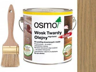 Osmo 3067 wosk twardy olejny olej 2,5L JASNY SZARY