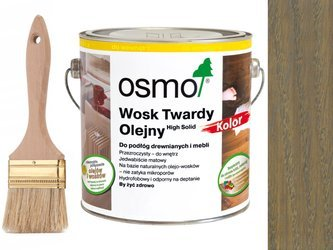 Osmo 3074 wosk twardy olejny olej 25 L GRAFIT