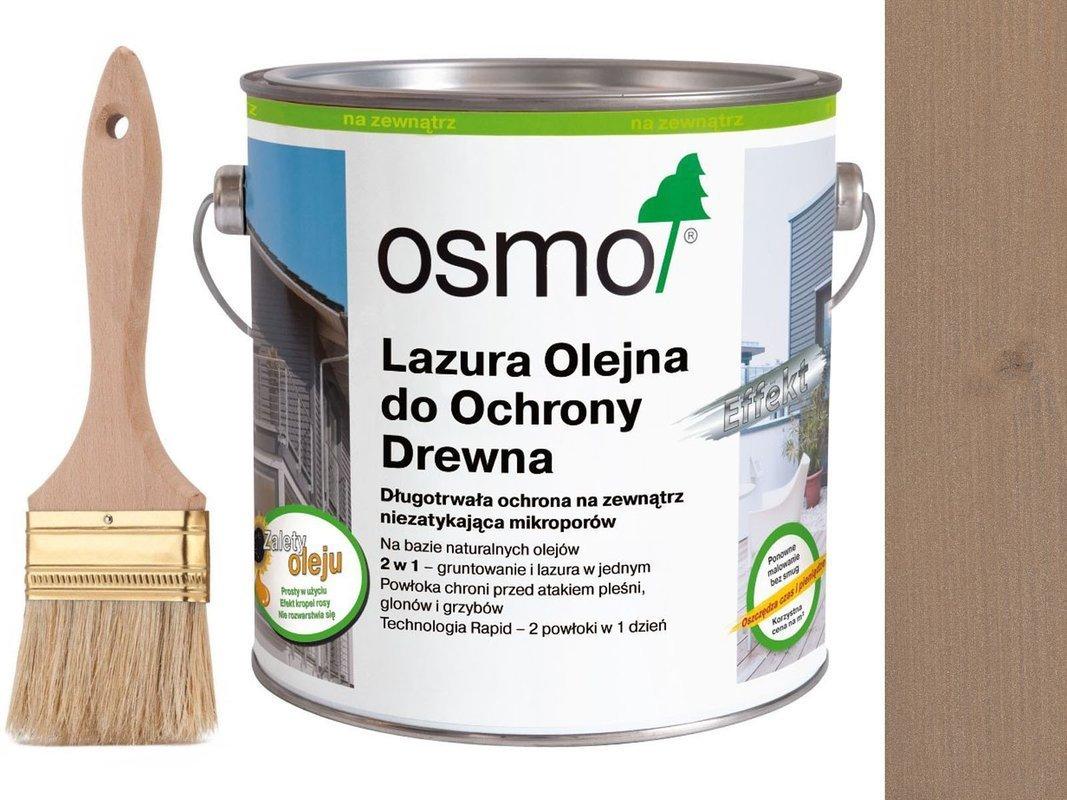 OSMO 1140 Lazura Olejna Efekt SREBRNY AGAT 25L