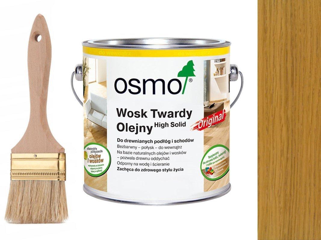 OSMO 3011 wosk twardy olej olejny 25 L POŁYSK