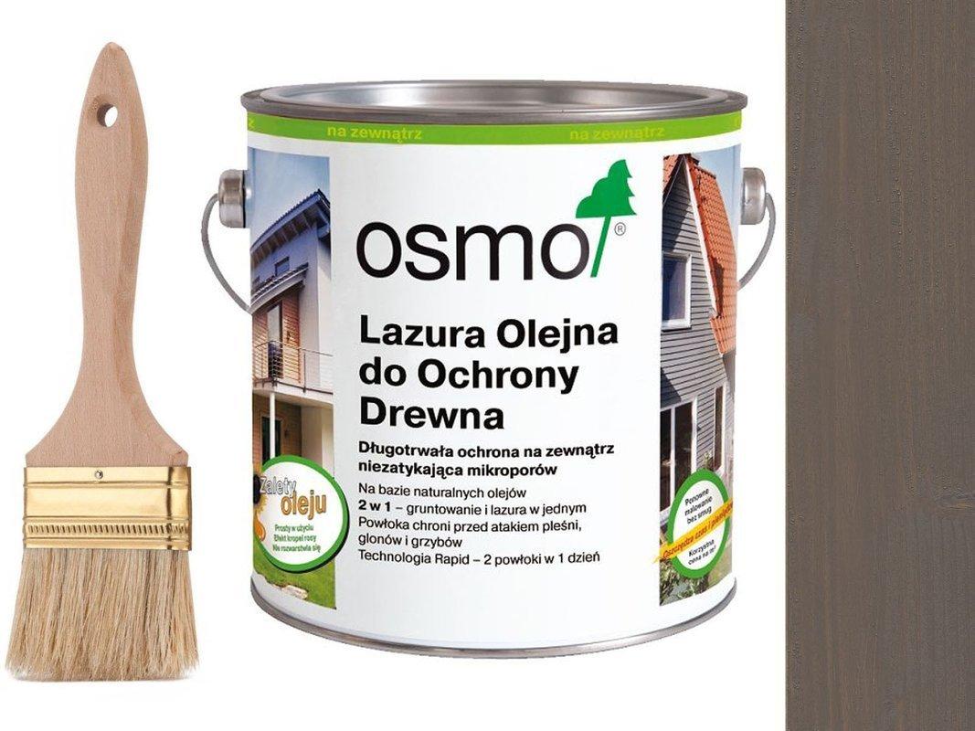 OSMO 905 Lazura Ochronna do drewna PATYNA 0,75L