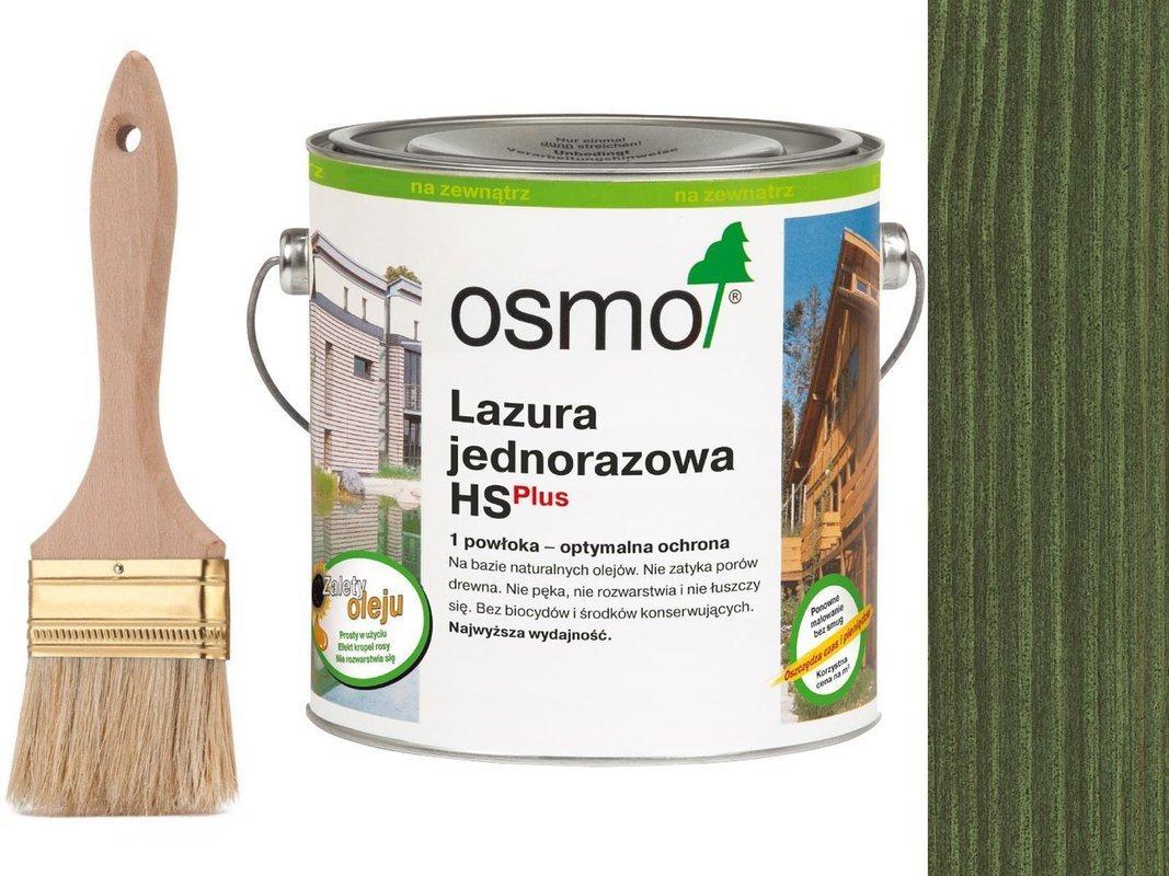 OSMO Lazura Jednorazowa 9242 ZIELEŃ CHOINKA 2,5L