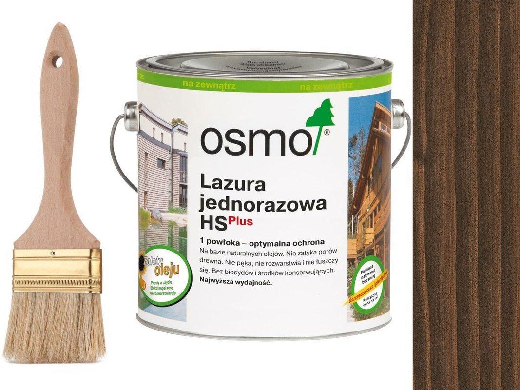 OSMO Lazura Jednorazowa 9264 PALISANDER 25L GRATIS