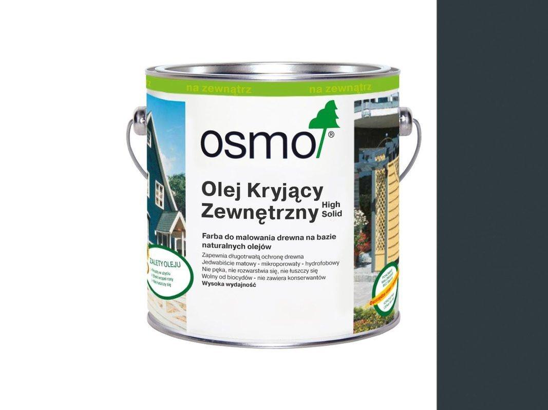OSMO Olej Kryjący 2716 ANTRACYT 125ml