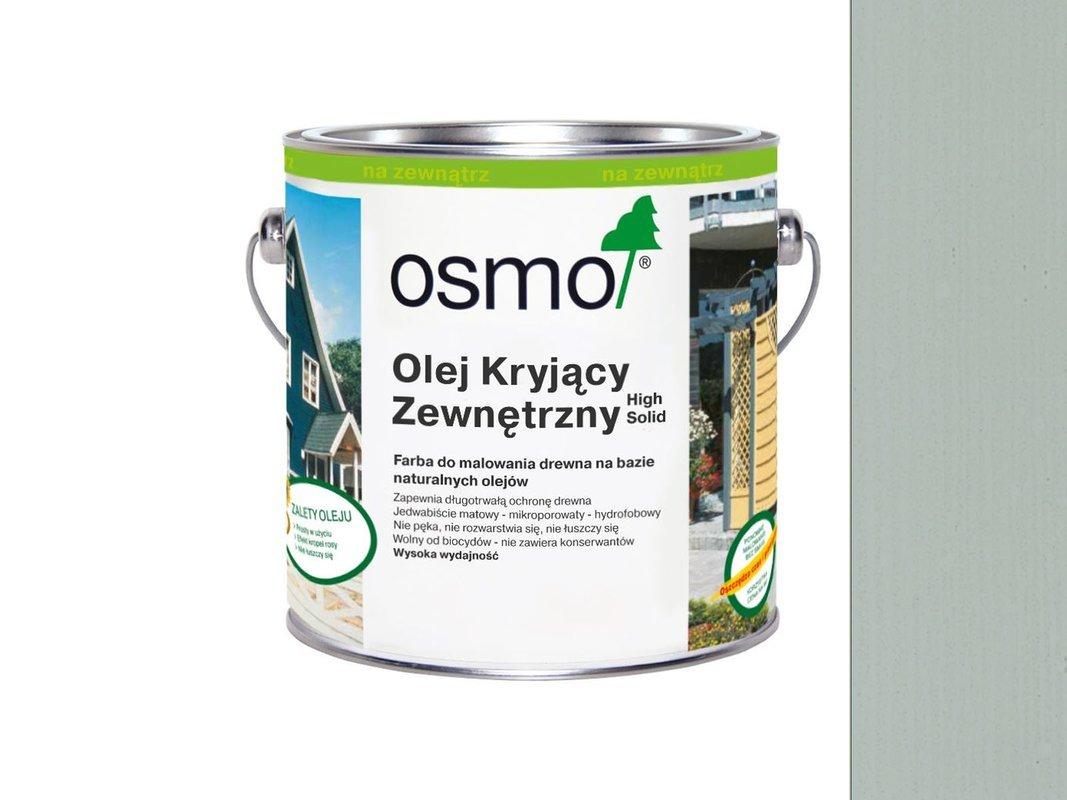 OSMO Olej Kryjący 2735 JASNY SZARY 125ml