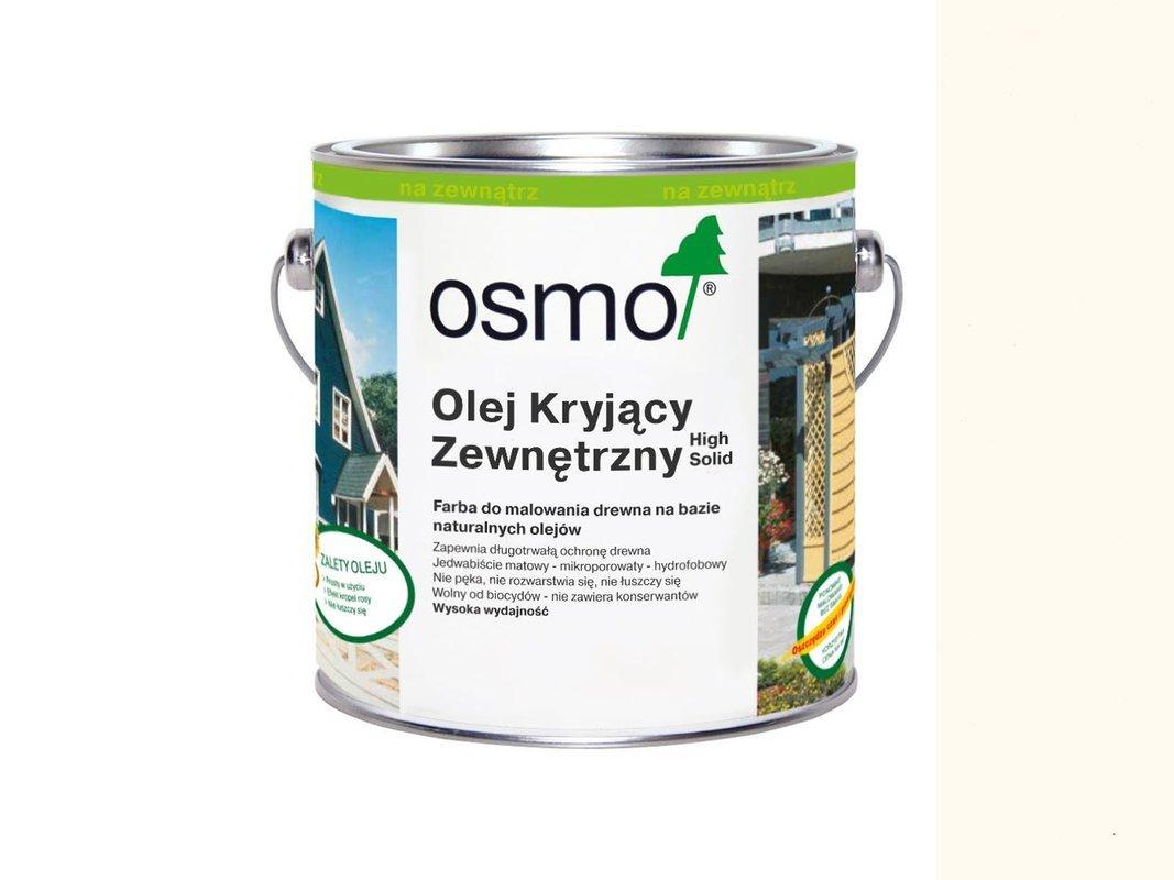 OSMO Olej Kryjący Zewnętrzny 2101 0,125L