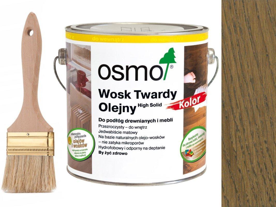 Osmo 3073 wosk twardy olejny olej 25 L TERRA